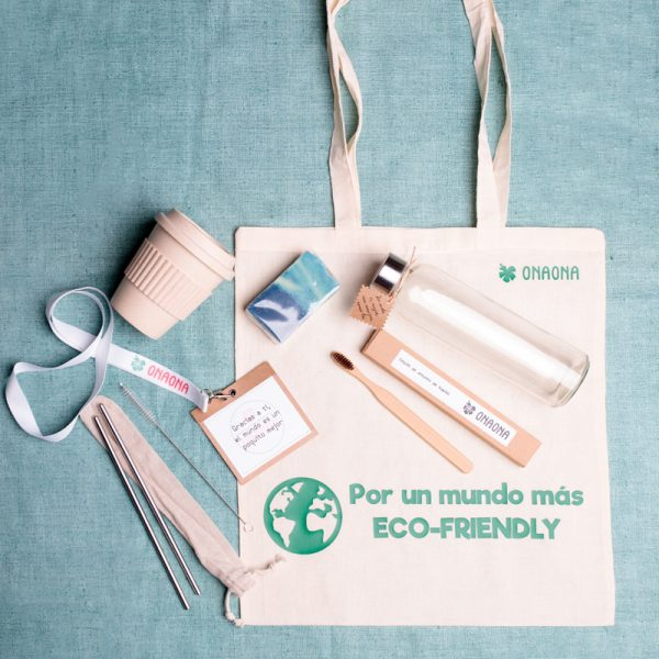 Productos Saco Pack Eco-friendly
